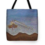 Brocken Mast Tote Bag