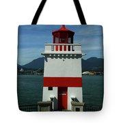 Brockton Point Light Tote Bag