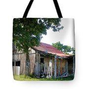 Brokedown Barn Tote Bag