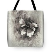 Broken Blossom Tote Bag