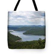Broken Bow Lake Oklahoma Tote Bag