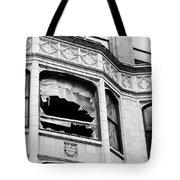 Broken City Tote Bag