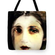 Broken Tote Bag by Delight Worthyn