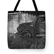 Broken Down Tote Bag
