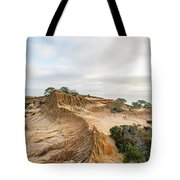Broken Hill At Sunset Tote Bag