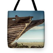 Broken Hull Tote Bag