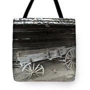 Broken Past Tote Bag