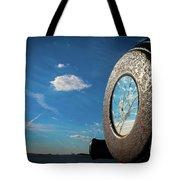 Broken Reflection  Tote Bag