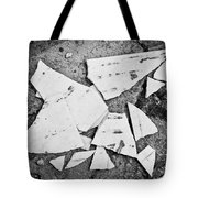 Broken Tile Tote Bag