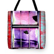 Broken Window Tote Bag
