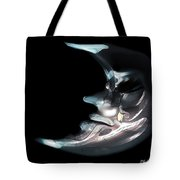 Brokenhearted Moon Tote Bag