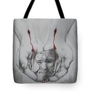 Brokenness Tote Bag