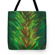 Bromeliad Alight Tote Bag