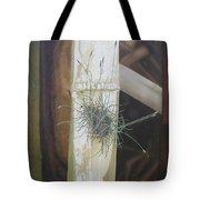 Bromeliad And Bamboo Tote Bag