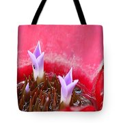 Bromeliad With Ant Tote Bag