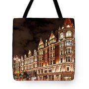 Brompton At Night Tote Bag