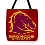 Broncos Brisbane Tote Bag