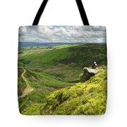 Bronte Country   Yorkshire England Tote Bag