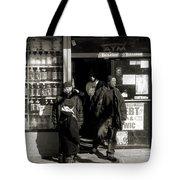 Bronx Scene Tote Bag