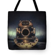 Bronze 4 Bolt Helmet Tote Bag