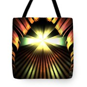 Bronze Cavern Tote Bag