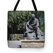 Bronze Coal Miner Tote Bag