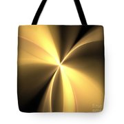 Bronze Gold Wings Tote Bag