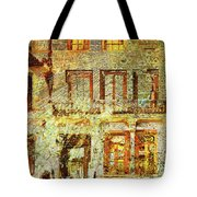 West Side Van Gogh Tote Bag