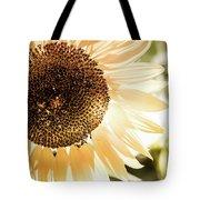 Bronze Sunflower Tote Bag