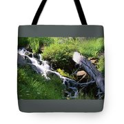 Brook And Deadfall Tote Bag