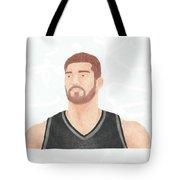 Brook Lopez Tote Bag