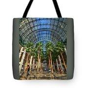 Brookfield Place Atrium - N Y C # 2 Tote Bag