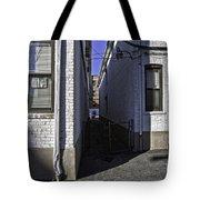 Brooklyn Alleyway Tote Bag