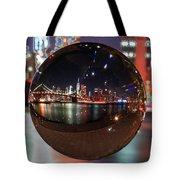 Brooklyn Ball Tote Bag