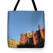 Brooklyn Blue Sky Tote Bag