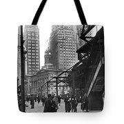 Brooklyn Borough Hall Tote Bag