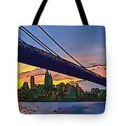 Brooklyn Bridge Collection - 2 Tote Bag
