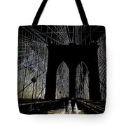 Brooklyn Gateway Tote Bag