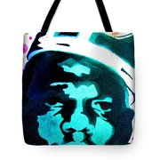 Brooklyn Jesus Tote Bag