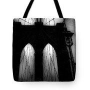 Brooklyn Mist Tote Bag