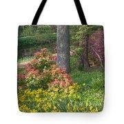 Brookside Gardens 8 Tote Bag