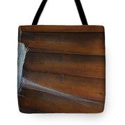 Broom In Waiting Tote Bag