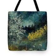 Brooms Shrubs Tote Bag