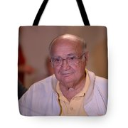 Brother Kenneth Tote Bag
