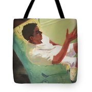 Brother Of Summer Tote Bag