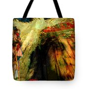 Brother Wind Tote Bag