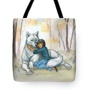 Brother Wolf - Dream Tote Bag
