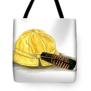 Brother Wolf - Grandmother's Hat Tote Bag