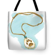 Brother Wolf - The Necklace Tote Bag