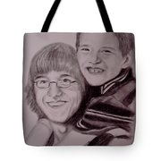 Brothers For Life Tote Bag